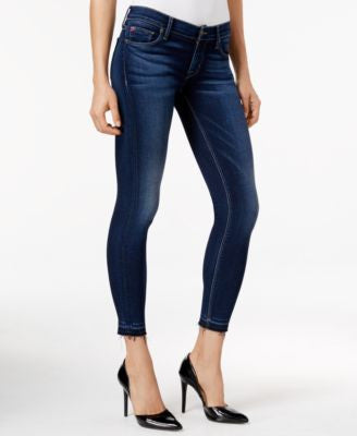 Hudson Jeans Krista Cropped Skinny Jeans, Crest Fall Wash