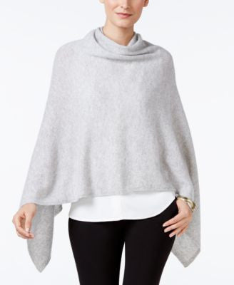 Charter Club Cashmere Poncho, Only at Vogily