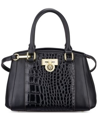 Anne Klein Total Look Small Satchel