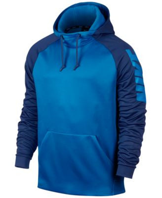 Nike Men's Therma Colorblocked Hoodie