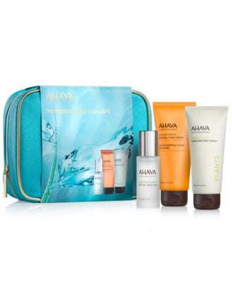 Ahava Invigorating Sea Escape 3-Pc. Body Set