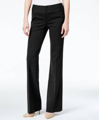 INC International Concepts Petite Wide-Leg Trousers, Only at Vogily