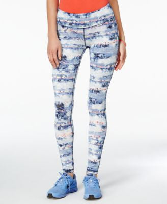Material Girl Active Juniors' Printed Leggings, Only at Vogily