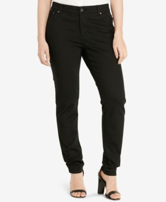 Lauren Jeans Co. Plus Size Super-Stretch Skinny Jeans
