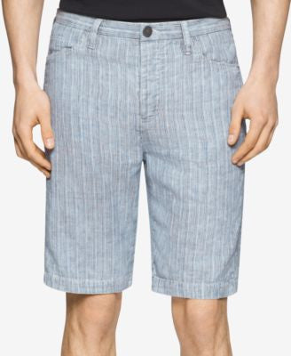 Calvin Klein Men's Stripe Shorts