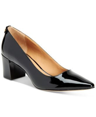 Calvin Klein Women's Natalynn Pointed-Toe Pumps