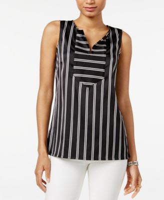 Tommy Hilfiger Striped Sleeveless Top