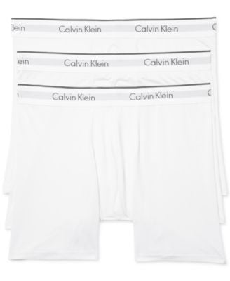 Calvin Klein Men's 3-Pk. Boxer Briefs