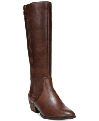 Dr. Scholl's Brilliance Wide-Calf Tall Boots