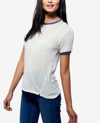 Free People Braxton Colorblocked T-Shirt