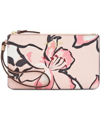 kate spade new york Tiger Lily Slim Bee Wristlet