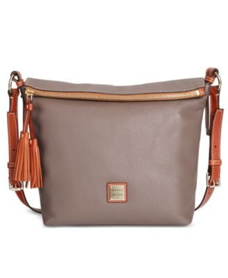 Dooney & Bourke Pebble Small Dixon Crossbody