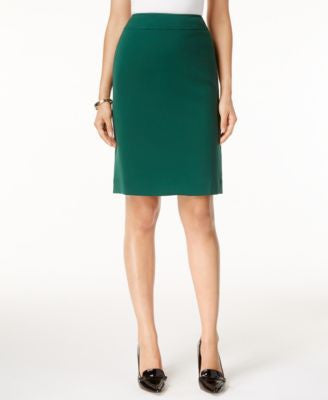 Tahari ASL Ponte Pencil Skirt