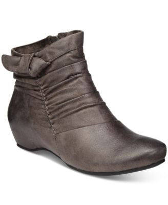 Bare Traps Sakari Hidden-Wedge Booties