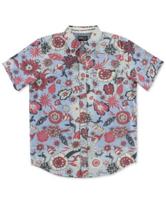 O'Neill Men's Short-Sleeve Hubbard Shirt