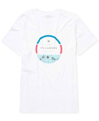 Billabong Men's Graphic Print T-Shirt