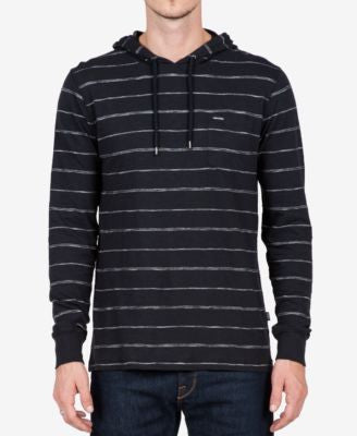 Volcom Men's Long-Sleeve Eezy Hooded Shirt