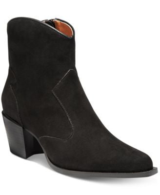 Ann Marino by Bettye Muller Finley Western Ankle Booties