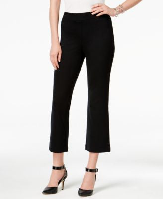 Style & Co. Pull-On Cropped Pants, Only at Vogily