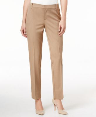 Charter Club Petite Slim-Leg Ankle Pants, Only at Vogily