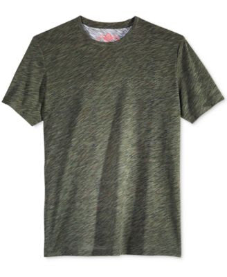 American Rag Men's Textured T-Shirt, Only at Vogily