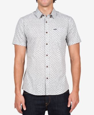 Volcom Men's Short-Sleeve Goodwin Shirt