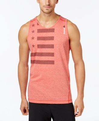 Reebok Men's Graphic Tank Top