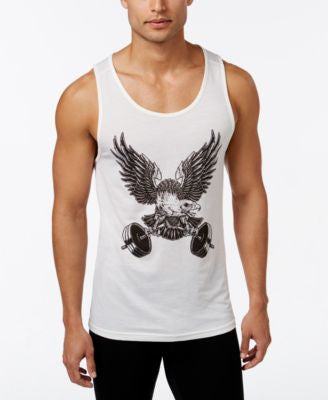Reebok Men's Graphic Speedwick Tank Top