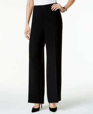 Alfani Petite Wide-Leg Pants, Only at Vogily