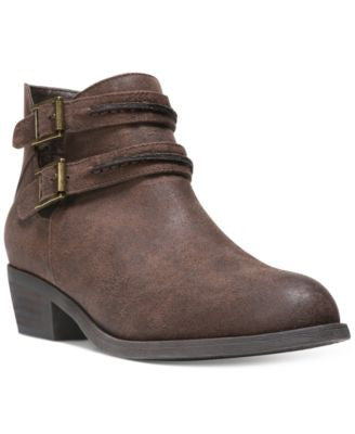 Carlos by Carlos Santana Laney Ankle Booties