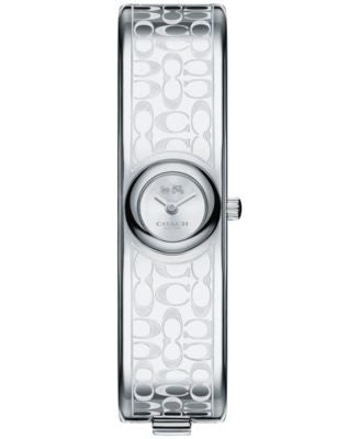 COACH Women's Scout Stainless Steel Bangle Bracelet Watch 16mm 14502608
