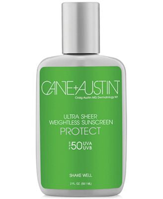 Cane+Austin Facial Sunscreen SPF 50