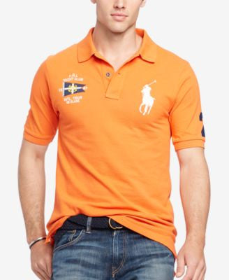 Polo Ralph Lauren Men's Classic-Fit Nautical Polo