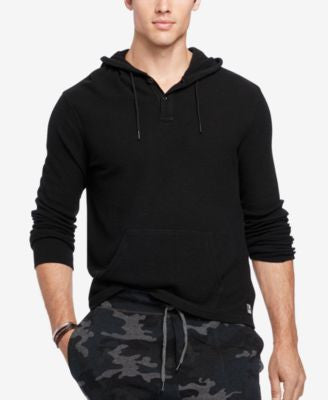 Polo Ralph Lauren Men's Big & Tall Jacquard Hoodie