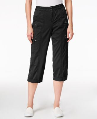 Style & Co. Cargo Capri Pants, Only at Vogily