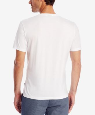 BOSS Men's Perforated T-Shirt