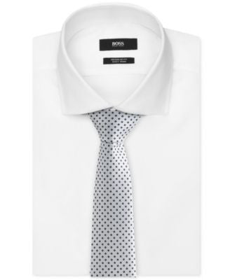 BOSS Men's Knit Silk Tie