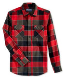 American Rag Wright Plaid Shirt Jacket, Only at Vogily