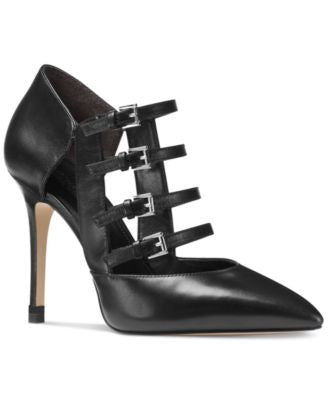 MICHAEL Michael Kors Marta Caged Pumps