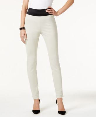 INC International Concepts Pull-On Skinny Pants, Only at Vogily