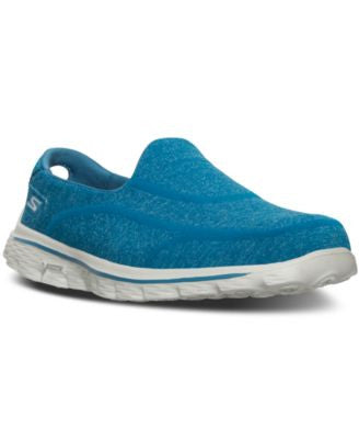 Skechers Women's GOwalk 2 - Super Sock 2.0 Walking Sneakers from Finish Line