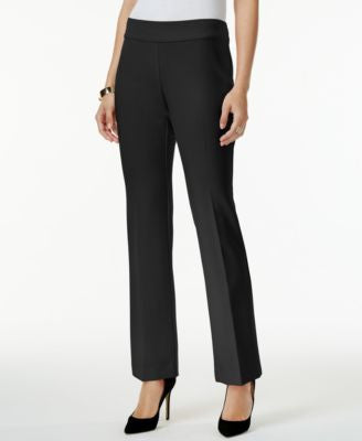 Alfani Petite Straight-Leg Pants, Only at Vogily
