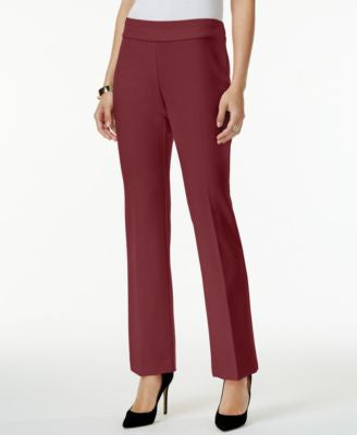 Alfani Straight Leg Pants, Only at Vogily