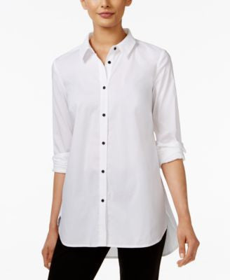 Alfani Long-Sleeve Shirt, Only at Vogily