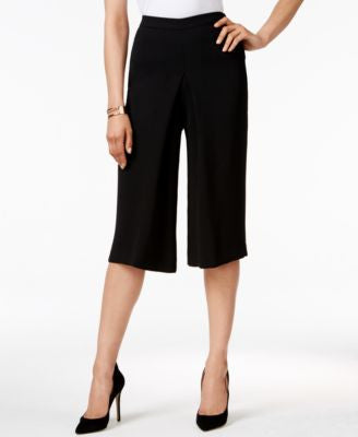 Alfani PRIMA Woven Culotte Pants, Only at Vogily