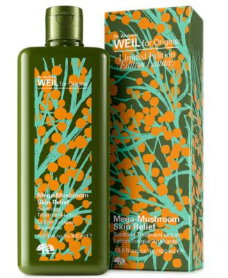 Origins Dr. Andrew Weil Mega-Mushroom Skin Relief Soothing Treatment Lotion, 13.5 oz