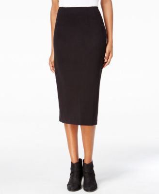 Eileen Fisher Knit Pencil Skirt