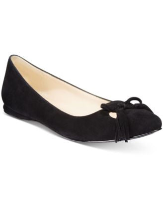 Nine West Simily Tassel Flats