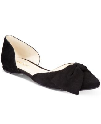Nine West Stefany Knot Flats