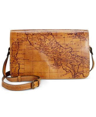 Patricia Nash Signature Bari Crossbody